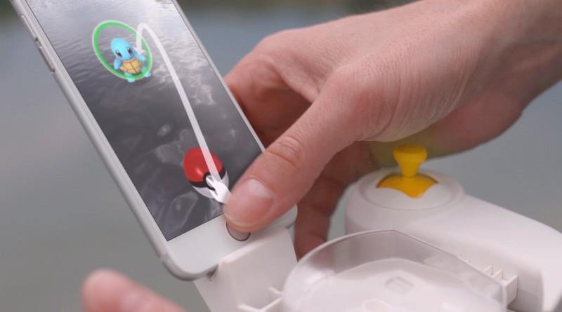 廠方要替 Pokédrone 的航拍功能引入 AR 模式,才可在手機畫面顯現神奇寶貝,並將之收服。