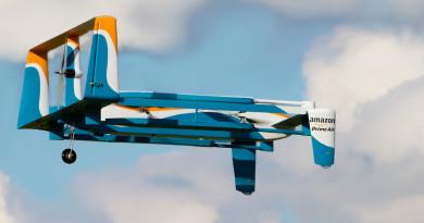 英國善待亞馬遜 容許 Prime Air 送貨無人機目視範圍外試飛