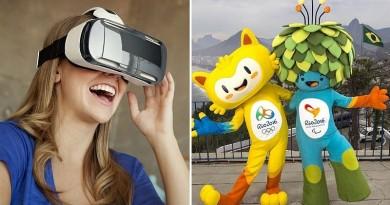 無需飛往巴西也有臨場感!三星 Gear VR 眼鏡讓你體驗奧運