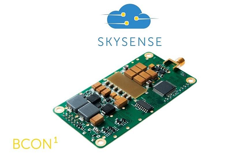 Skysense 現正研製專供無人機使用的 ADS-B 裝置 BCON1。