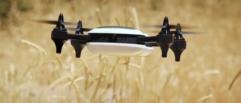 Teal 是首部建基於《Neurala Brains for Bots》開發而成的無人機。