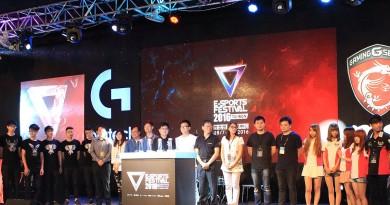主打電子競技!台北電腦應用展讓你體驗 VR 遊戲