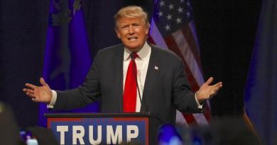川普正式成美國總統候選人 共和黨全國大會變無人機禁飛區