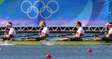 傳媒無人機出戰里約奧運 空中•水底捕捉比賽精彩一刻