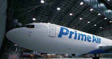 Amazon Prime Air 啟航!但不是無人機,竟是波音 767 飛機