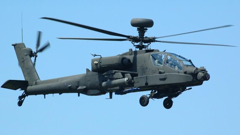 Apache 阿帕契直升機