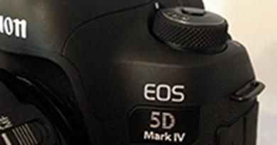 Canon EOS 5D Mark IV 真機諜照曝光?8 月底發表傳聞升溫