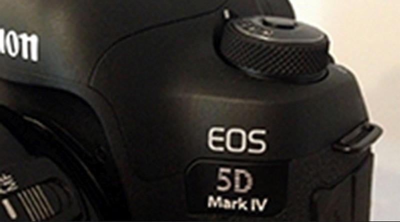 Canon EOS 5D Mark IV 首張諜照流出