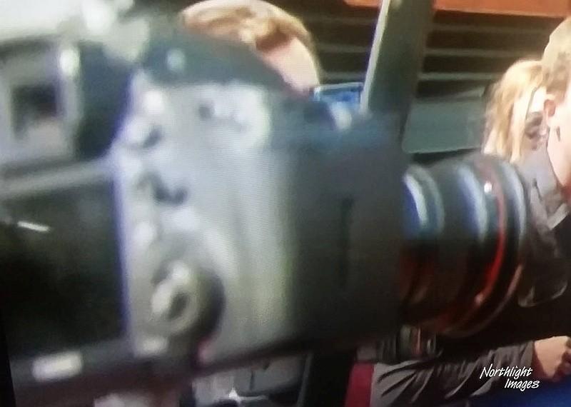 2016 年 7 月網上流出的 Canon EOS 5D MARK IV 疑似諜照,影像模糊不清,叫人難分真偽。