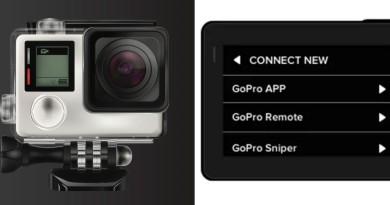 疑似 GoPro Hero 5 曝光 預示觸控屏幕兼防水機身?