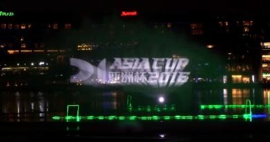 【直擊】D1 無人機亞洲盃激戰 高清圖傳演繹 FPV 穿越競賽