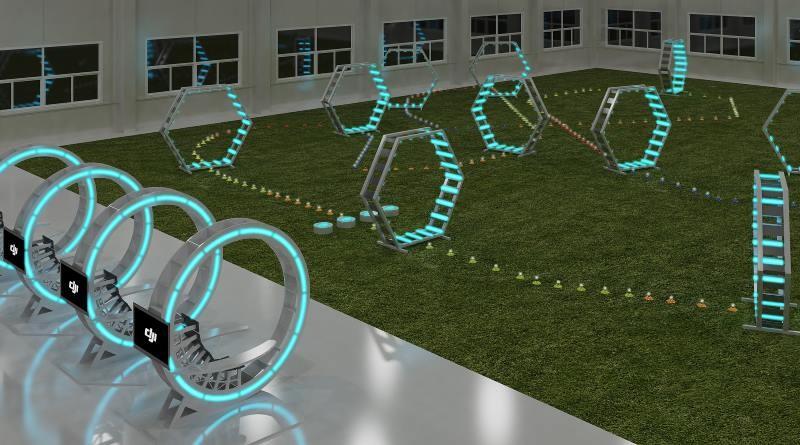 DJI 擬在韓國開設無人機練習場 DJI Arena