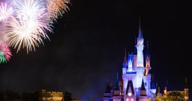 迪士尼研多功能飛行平台 空中發射煙花景觀更佳