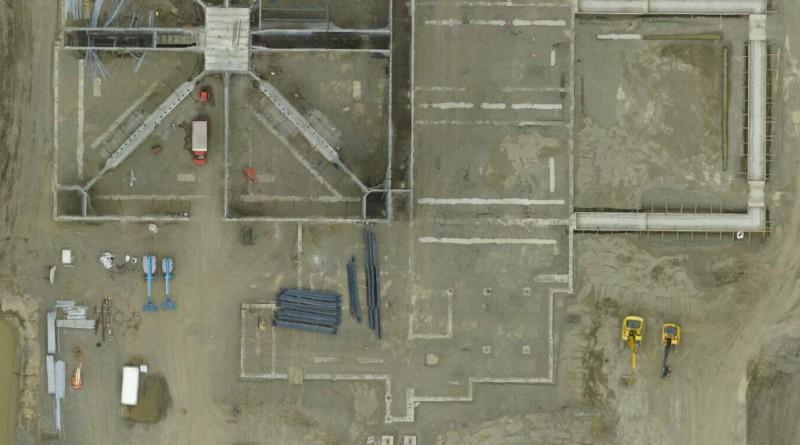 DroneDeploy 用戶用無人機輔助建築