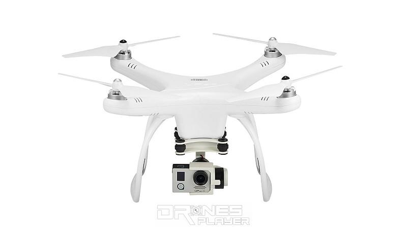 GTEN Drone 2K
