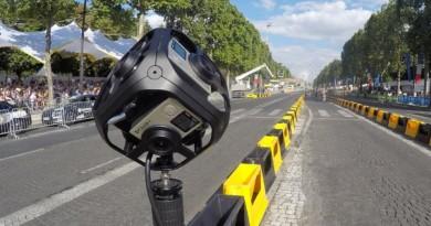 GoPro相機六合一!Omni VR攝影機六面全景拍攝•8月17日開售