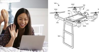 Google無人機變分身神器!搭載屏幕飛行 代你開視像會議