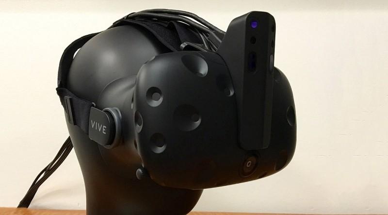Intel 擬為HTC Vive 開發避障感測器
