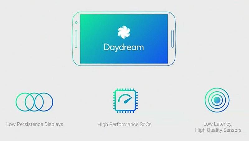 Google Daydream VR 平台預計在 2016 年秋季面世,三星是合作伙伴之一,因此 Samsung Galaxy Note7 支援此平台的可能性很高。