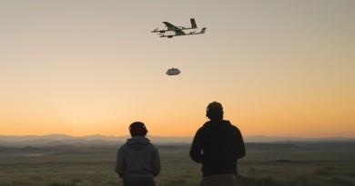 Google 無人機首獲華府公開點名支持 採集數據可供立法參考