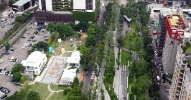 台中市民廣場禁飛無人機 擬修民航法例規管