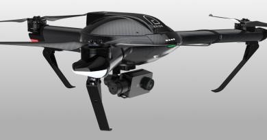 小蟻無人機現身!YI Erida 三軸飛行器搭載小蟻 4K 運動相機