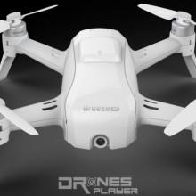 Yuneec Breeze 4K 飛行相機正面