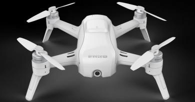 挑戰 ZeroTech Dobby!Yuneec Breeze 4K 自拍無人機來襲