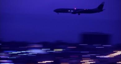 疑似空拍機闖台中機場 客機延誤 2 小時還未能降落!
