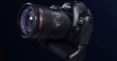 Canon EOS 5D Mark IV 拍片雞肋 Dual Pixel RAW 功能吸睛