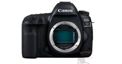 Canon 5D Mark IV 真身諜照徹底曝光!機身設計•規格大起底