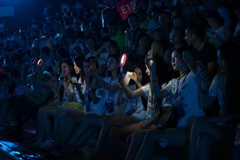 D1 無人機亞洲盃:中國「網紅」