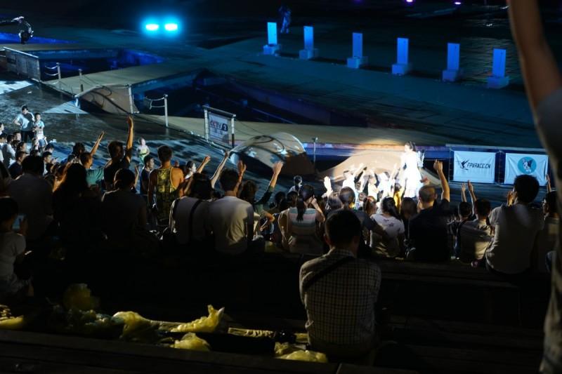 D1 無人機亞洲盃:搶答