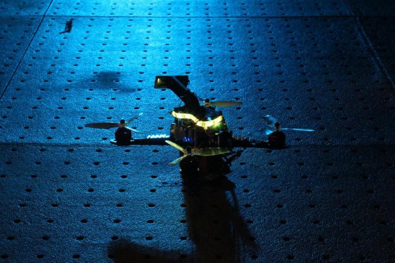 D1 無人機亞洲盃:穿越機