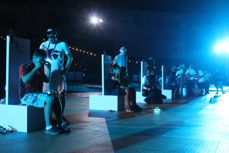 D1 無人機亞洲盃:飛手