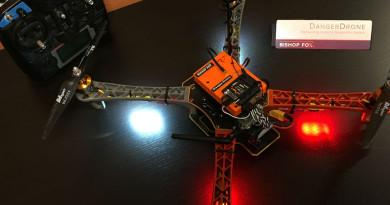 真正危險的無人機!Danger Drone 飛近目標就地發動駭客入侵