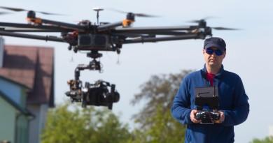 美國無人機商用法實施前夕 FAA 被控疏忽保障民眾私隱