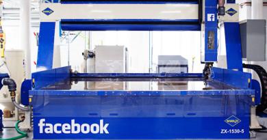 Facebook 硬體實驗室 Area 404 揭秘 加速研發無人機•VR 裝置