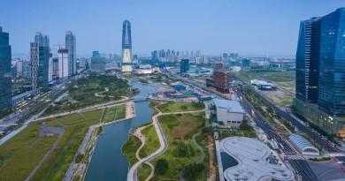 韓國打造東北亞矽谷 松島成無人機產業搖籃