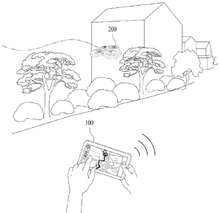無人機有相機鏡頭、紅外線感應器、超音波感應器、GPS 裝置、陀螺儀,能偵測障礙物的高度和大小,隨之避開,並將數據傳回系統。