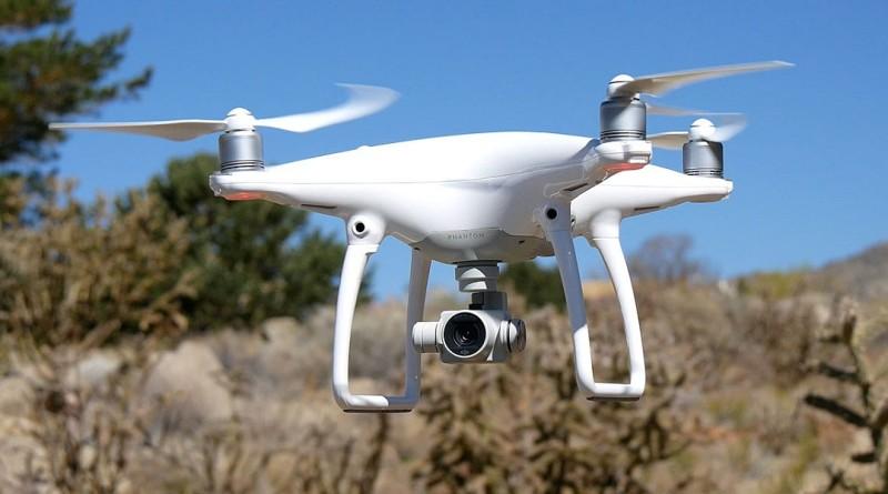 DJI 設臨時禁飛區 奧運運動場周邊禁絕無人機