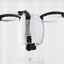 PowerEgg drone 飛行中