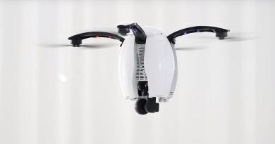 PowerEgg 蛋形無人機 1288 美元預訂•10 月付運 你相信嗎?