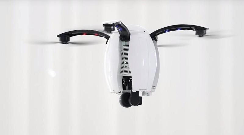 PowerEgg 蛋形無人機 1288 美元預訂 聲稱 10 月付運