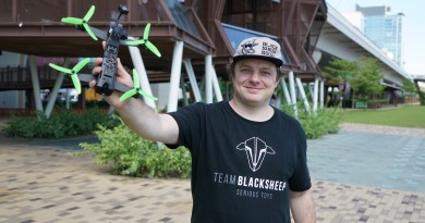 專訪 Trappy (上):用 4 年挑戰美國 FAA 的 FPV 飛手