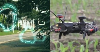 Walkera MR Drone 豈止 FPV 穿越機,還結合 AR 遊戲玩法!