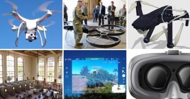 【一周熱話】DJI Mavic 仍屬傳聞,這 5 個無人機和周邊產品更吸引!