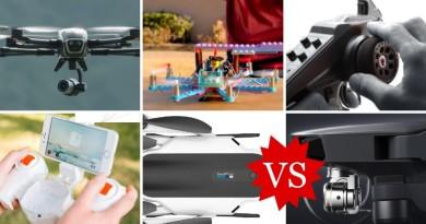 【一周熱話】6款超人氣空拍機誕生 #4或比Mavic Pro•Karma更受家庭用戶歡迎!