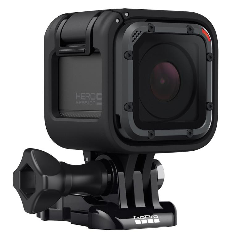 GoPro Hero Session 是立方體的運動相機