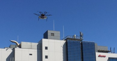 NTT DoCoMo•ACSL 試飛 4G 無人機 60 公里遠程遙控成功!